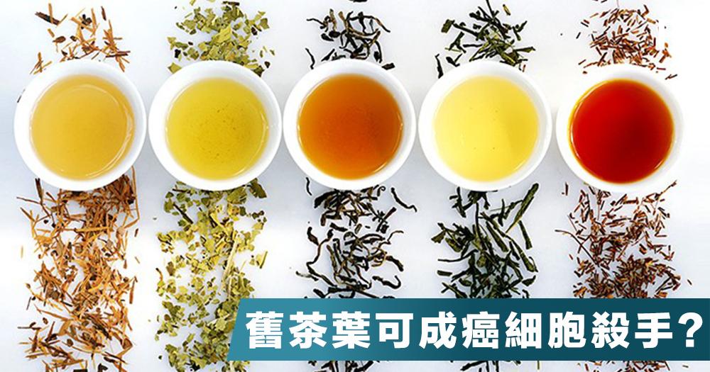 【治癌新法】舊茶葉抽取物合成量子點,可殺8成癌細胞!