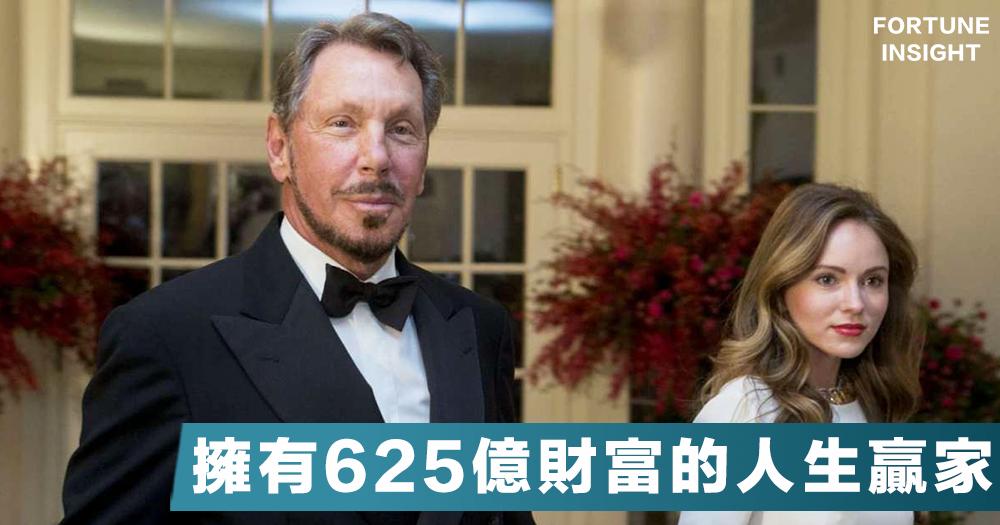 【人生勝利組】自己成功且讓別人失敗!75歲與27歲超模交往,擁有625億財富的富豪!